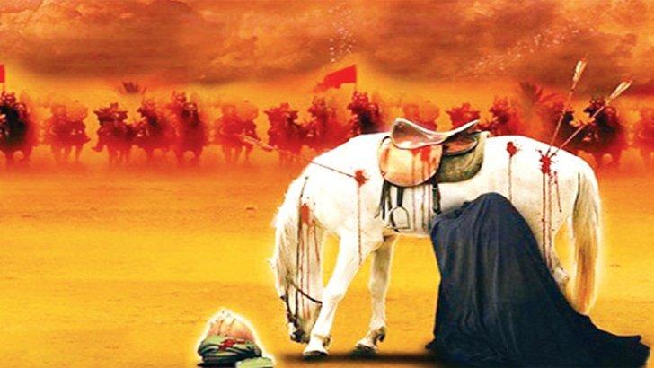 হায়-হোসাইন! হায়! হায়! আমি আশা করি, আল্লাহতায়ালা তোমাদের লাঞ্ছিত করবেন