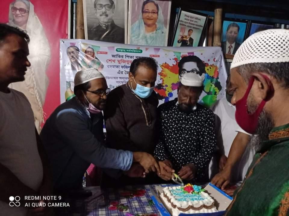 ব্রাহ্মণবাড়িয়ায় শেখ কামলের ৭২তম জন্ম বার্ষিকী উপলক্ষে দোয়া অনুষ্ঠিত